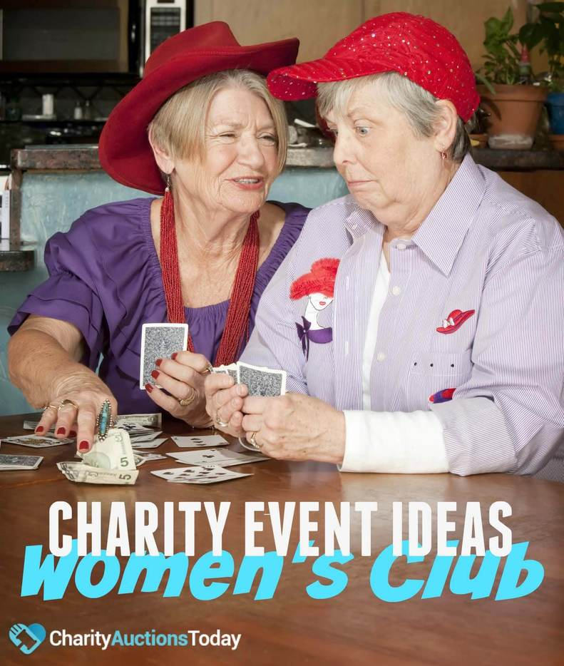 Women's Charity Event Ideas to Raise Money