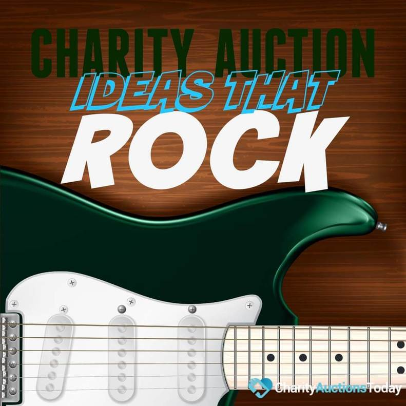 charity fundraising ideas that work, rock