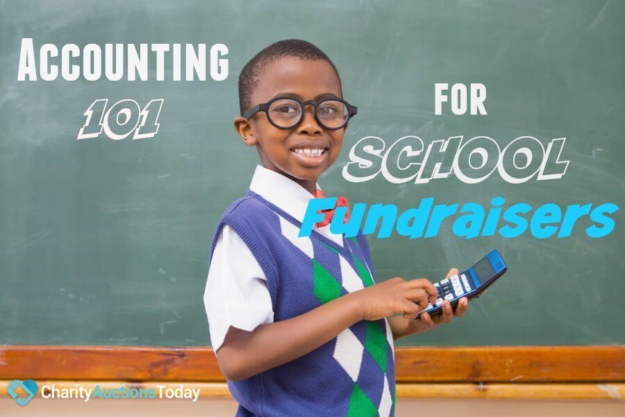 Accounting for School Fundraisers