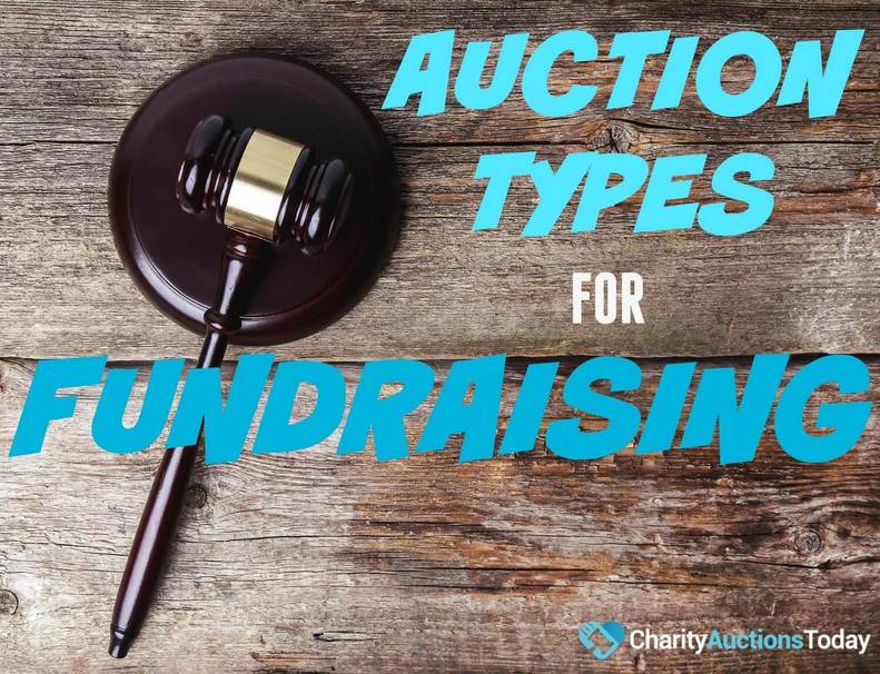 Auction Types for Fundraising Guide