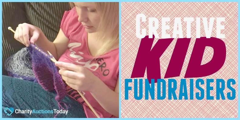 Creative Kid Fundraisers