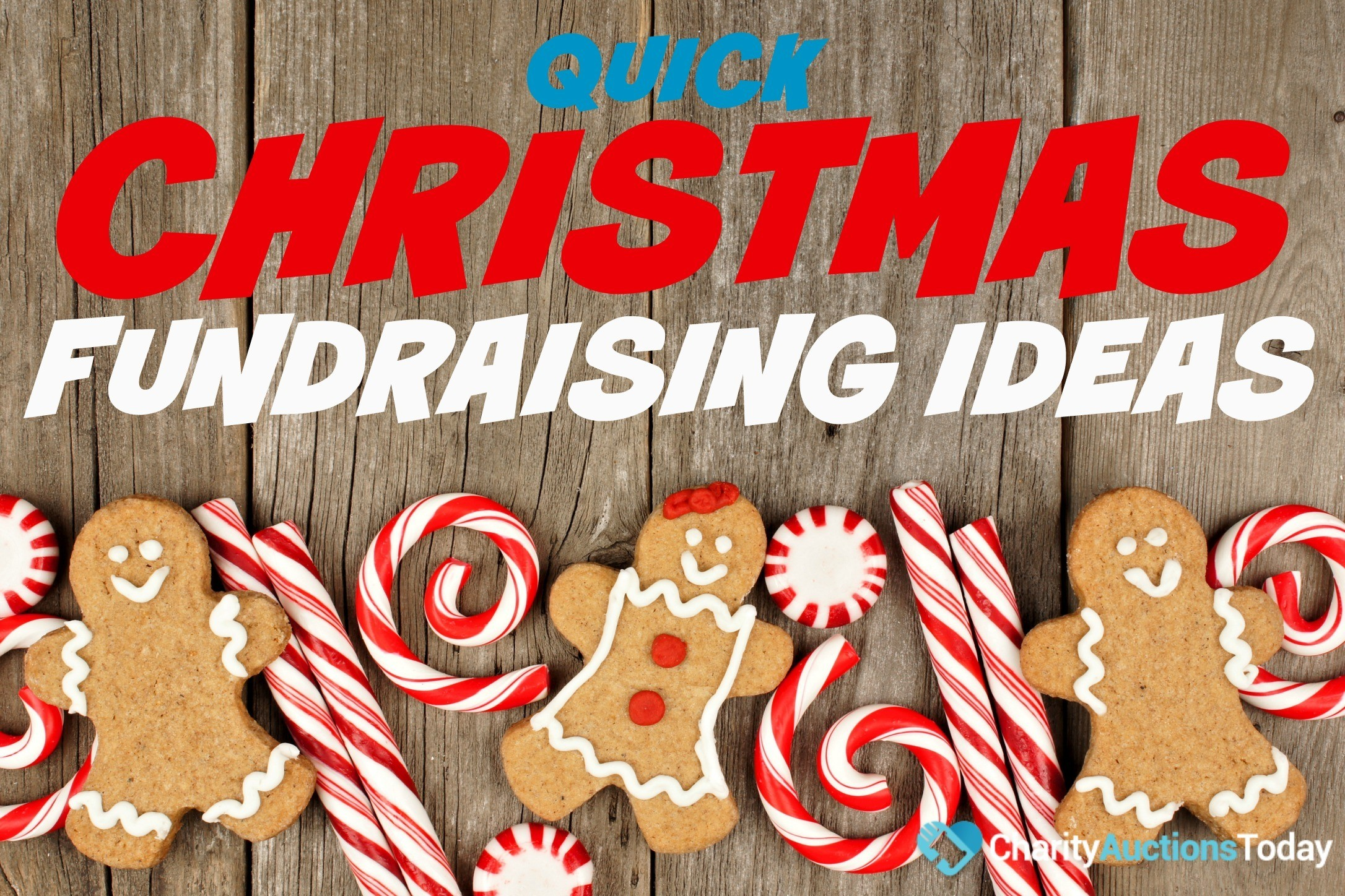Quick Christmas Themed Fundraising Ideas | Charity Auctions Today