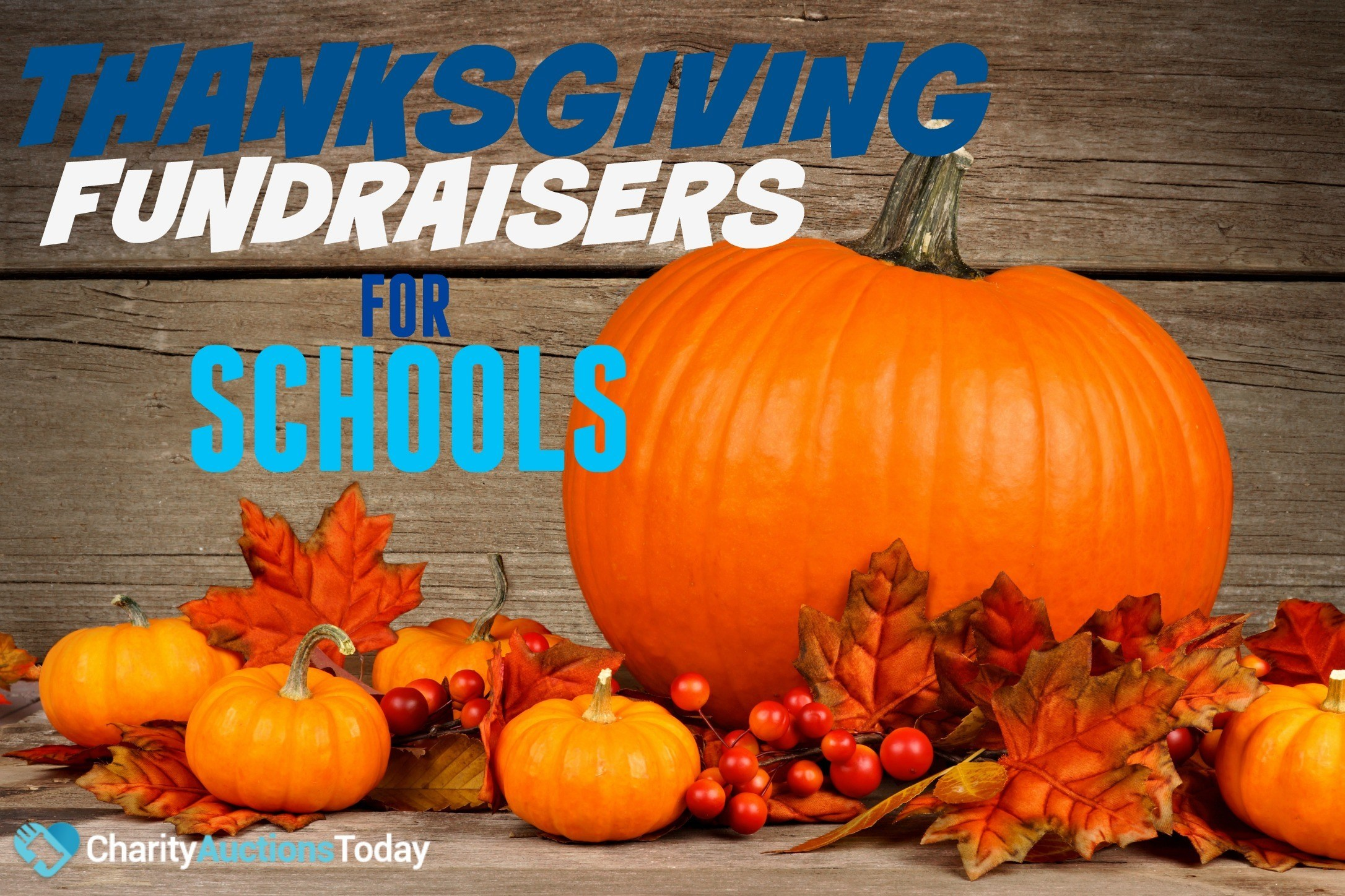 Thanksgiving Fundraisers for Schools