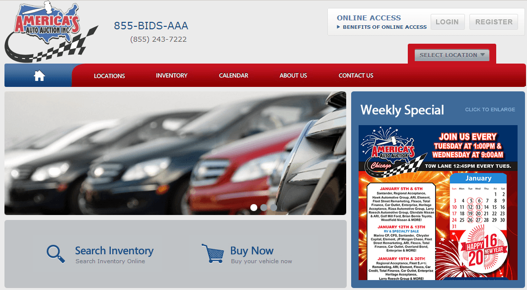 Online-auctions-Americas-auto-auction-website