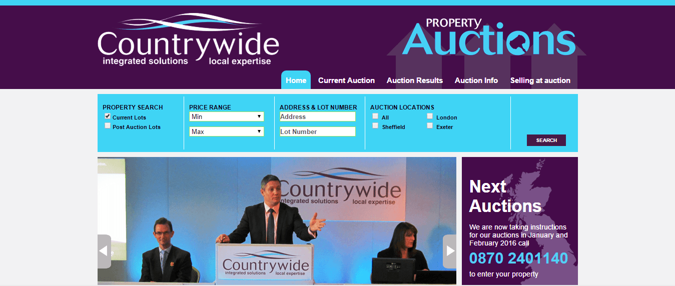 Online-auctions-countrywide