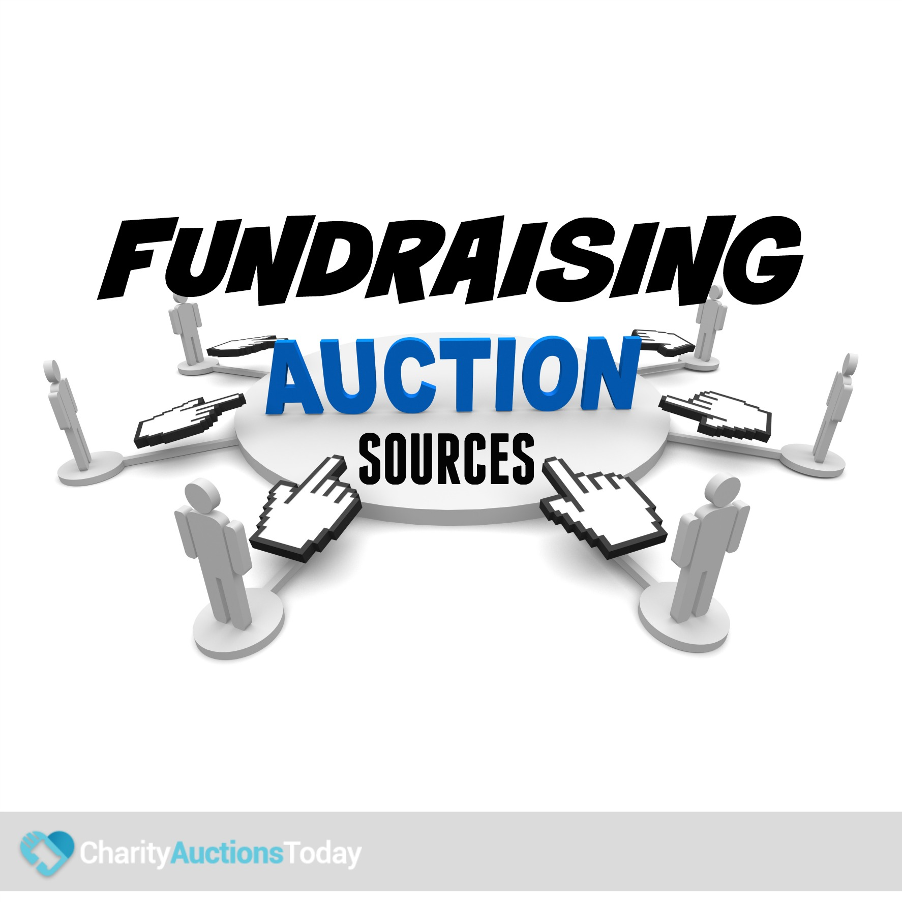 Fundraising Auction Sources | Charity Auctions Today