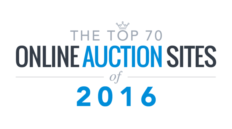 online auction sites