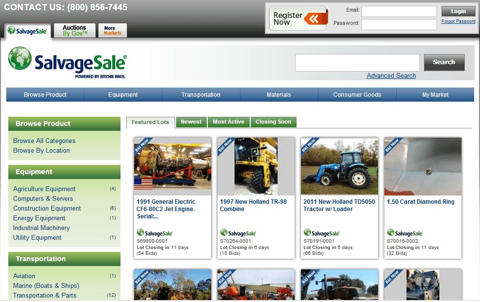online-auctions-bidding-site-salvage-sale