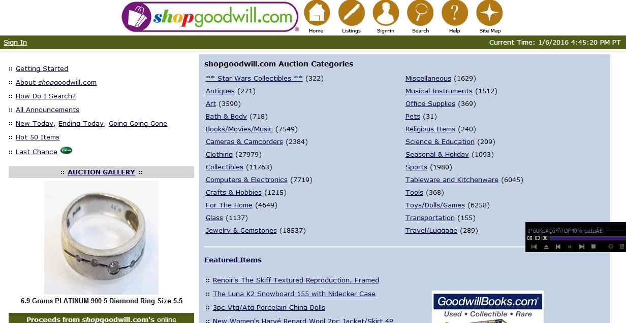 Online-auctions-Shopgoodwill-bidding-site-website
