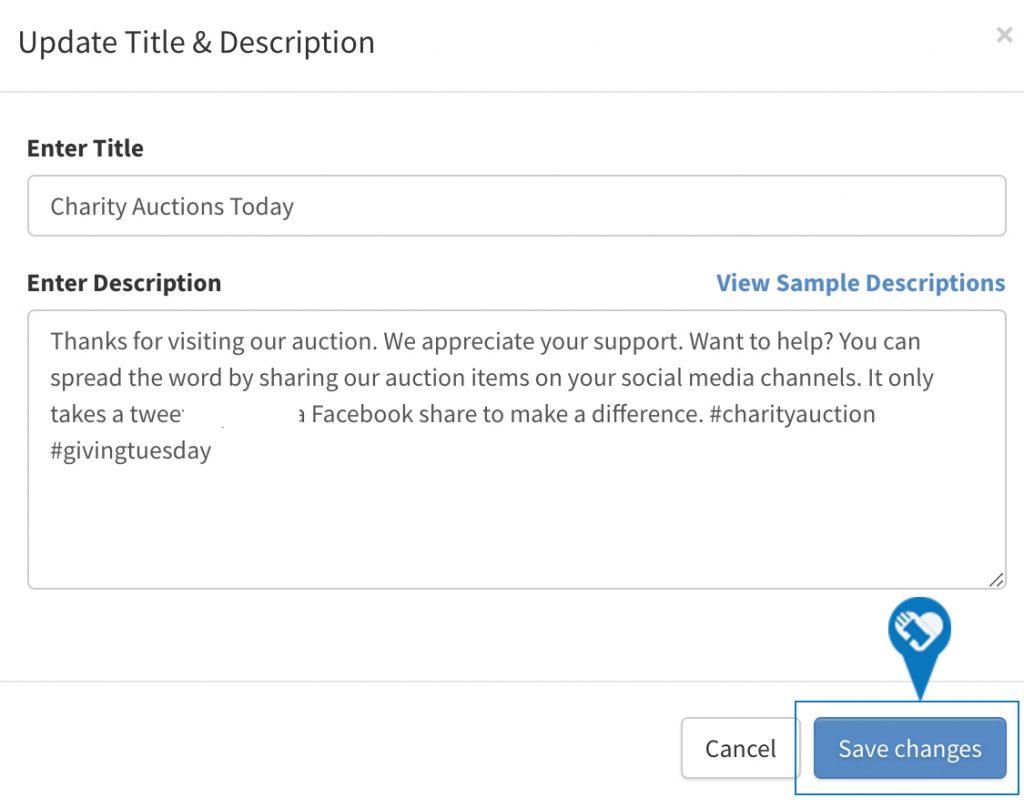 Addremove auction description on auction page5