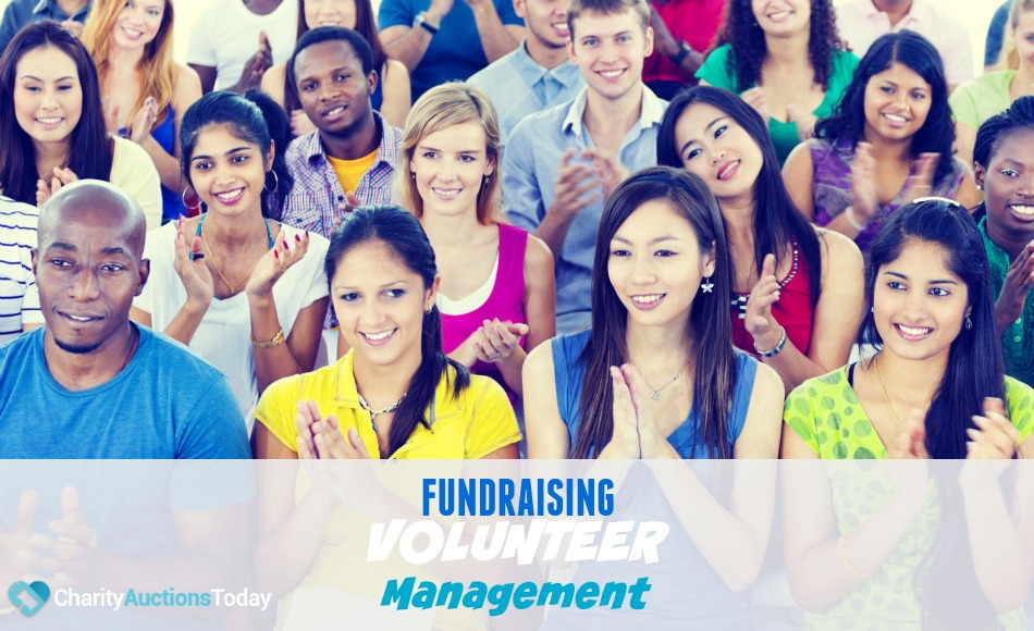 Volunteer Management for Fundraisers