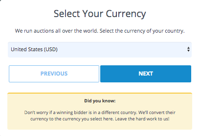 online-auctions-currency