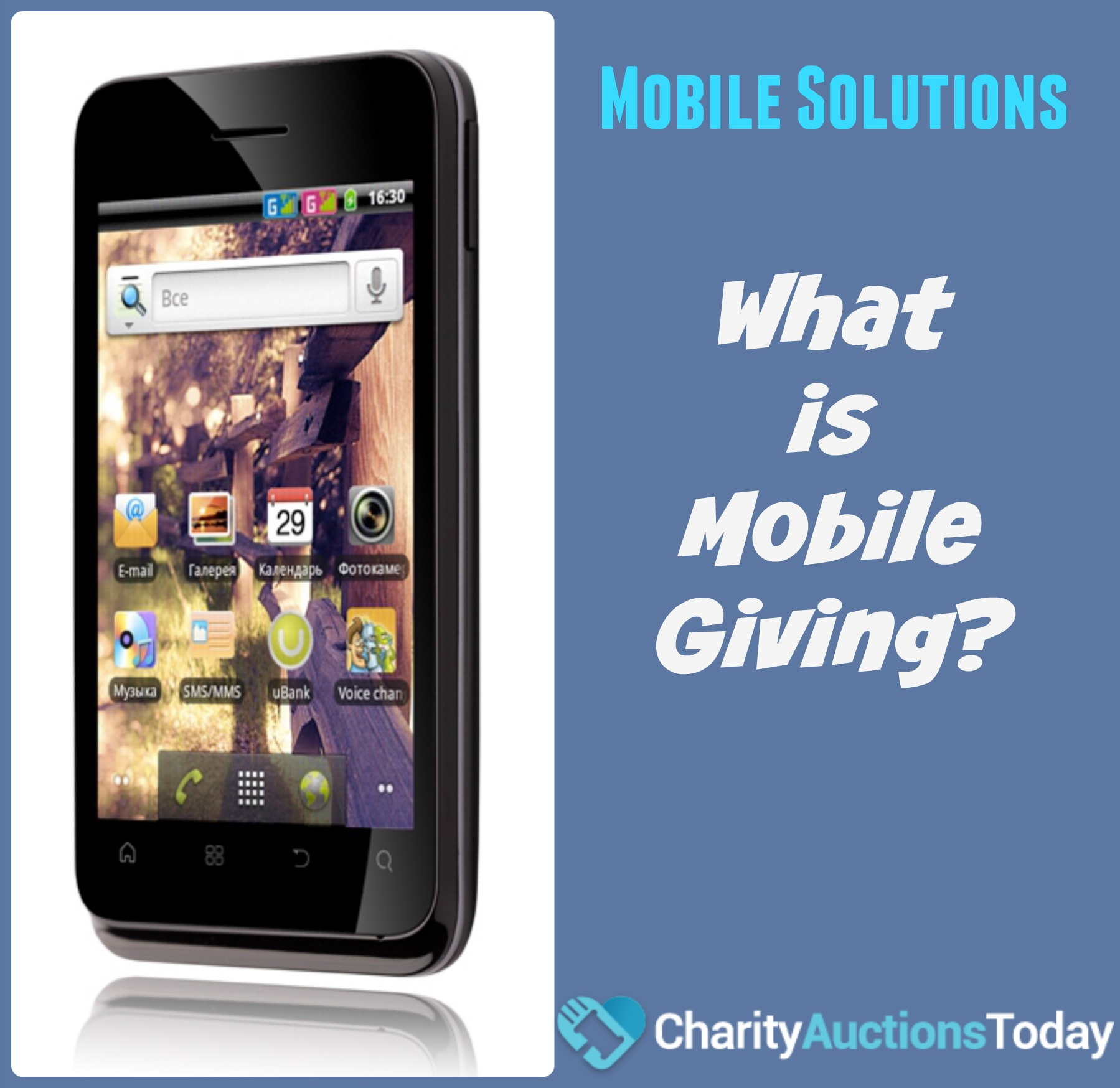 What is Mobile Giving Solutions