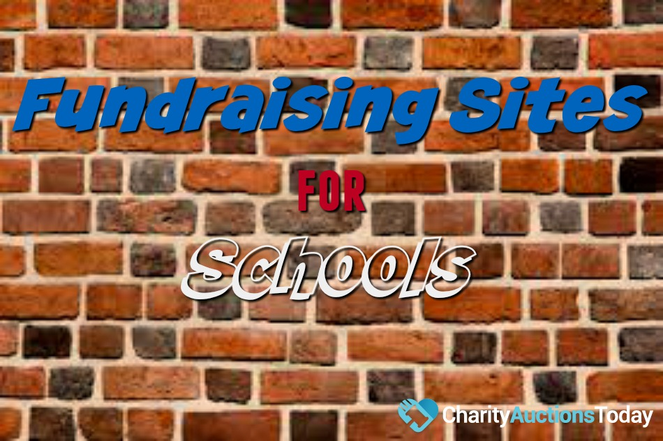 fundraising sites for schools