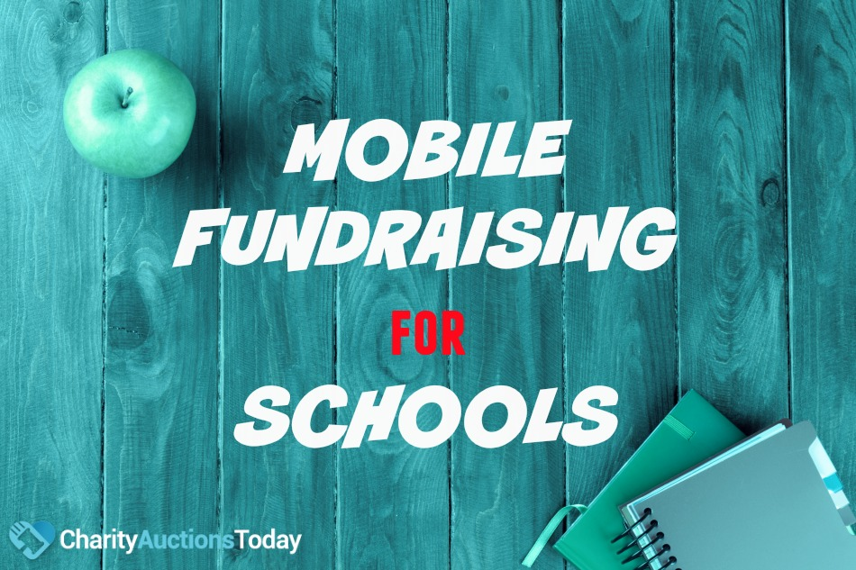Mobile Fundraising for Schools