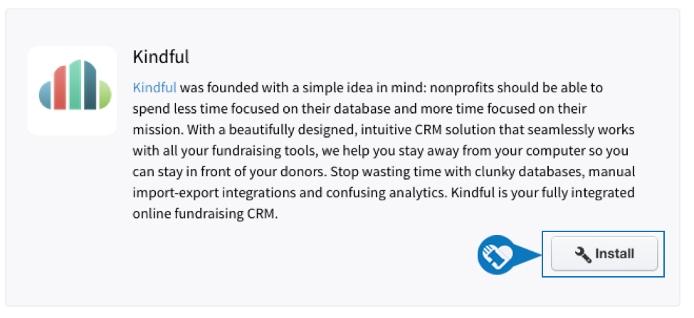 Kindful CharityAuctionsToday Integration5