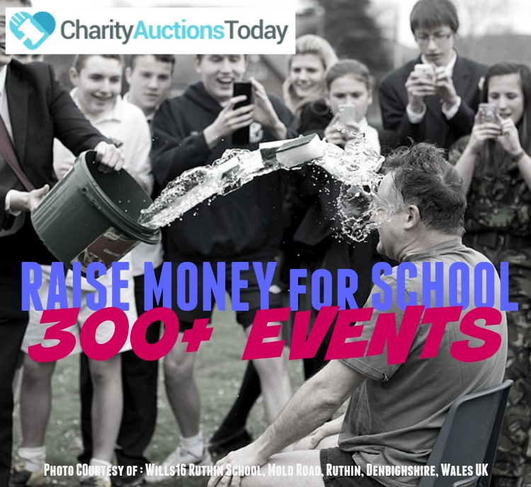 School Event Ideas to Raise Money