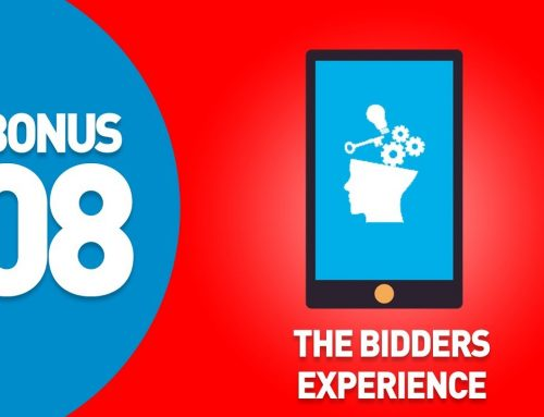 Bonus Training 8 – The Bidders Experience