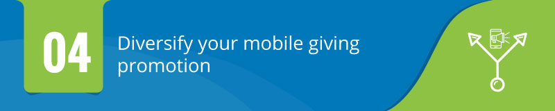 mobile giving strategies for fundraising