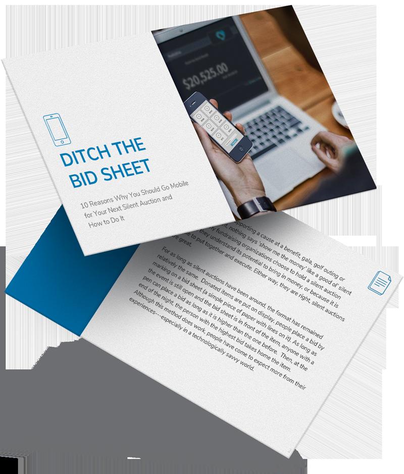 Ditch the Bid Sheet