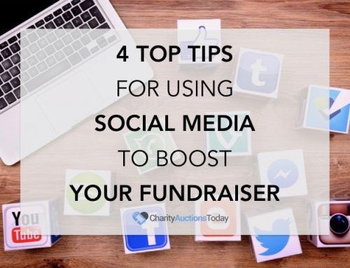 4 Top Tips For Using Social Media To Boost Your Fundraiser