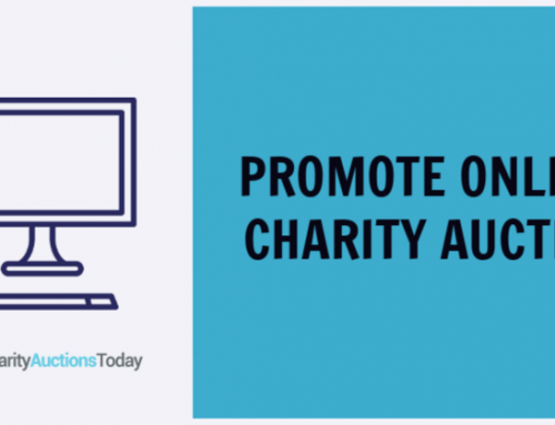 How to  Promote Online Charity Auction Page