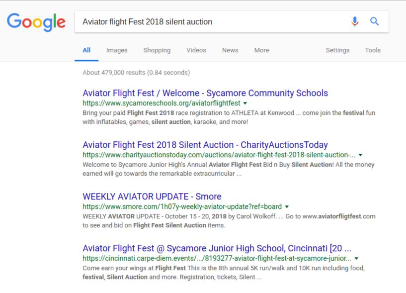 auction-sites-promote-charity-auction