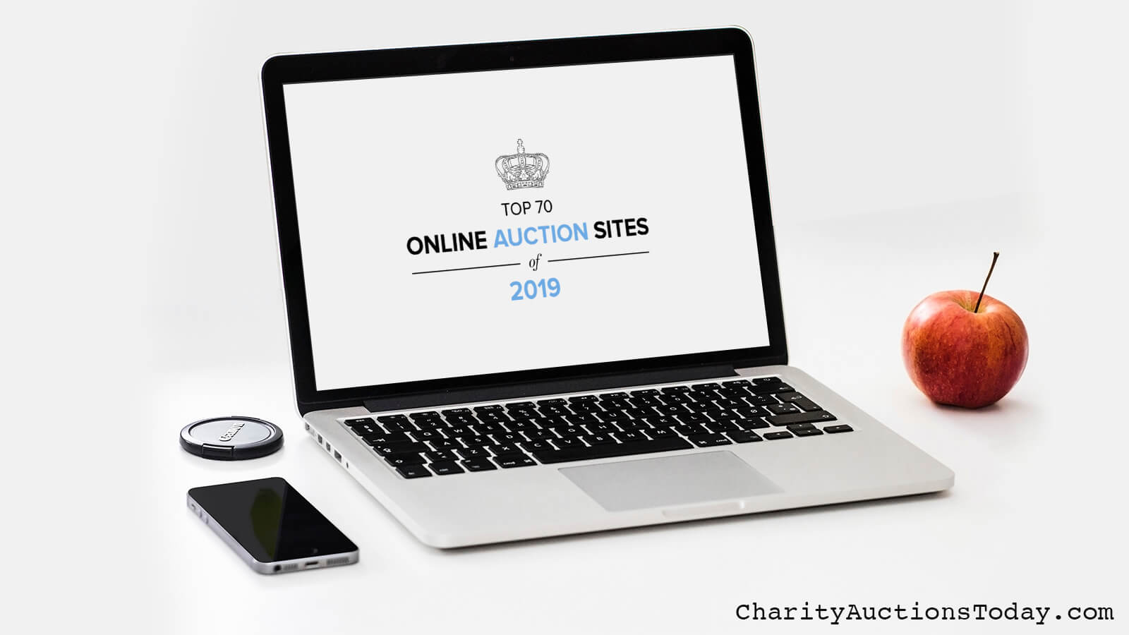 Top Charity Auction Sites