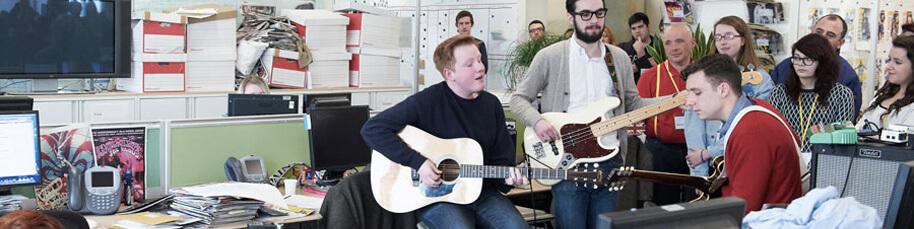 corporate-fundraising-ideas-Company-Concert