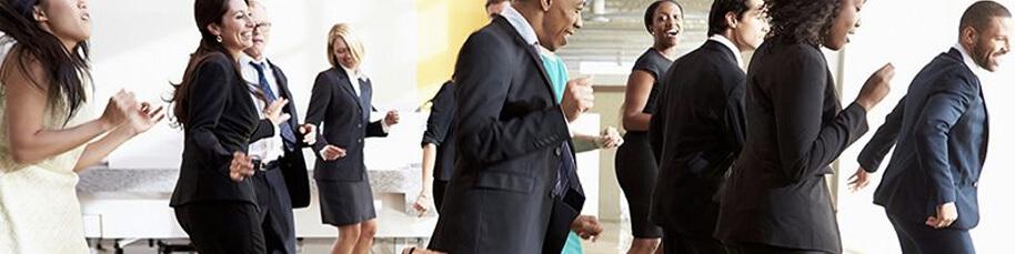 Employees Dance