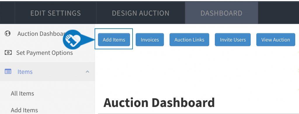 Adding auction items3