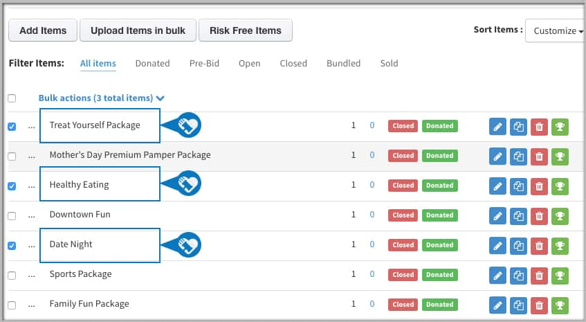 Adding custom bid increments2