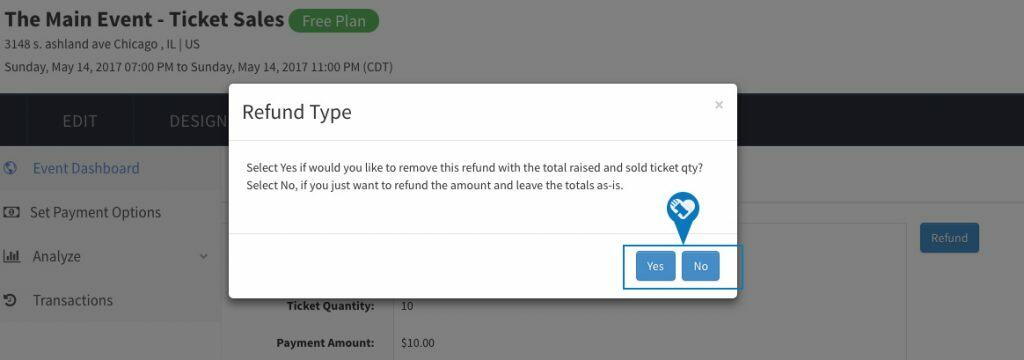 Cancelrefund a Ticket Purchase3