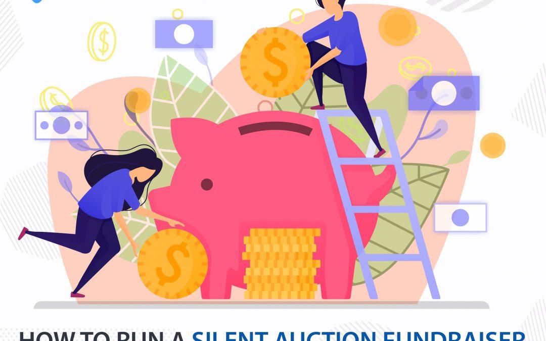 How to Run a Silent Auction Fundraiser