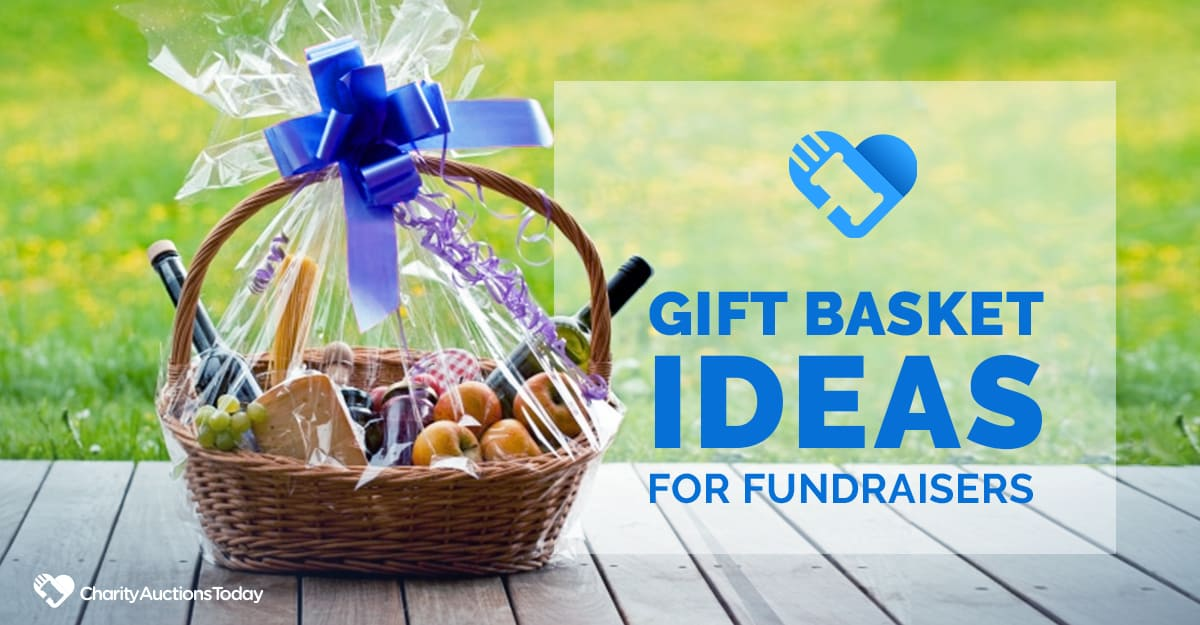 Fundraising Ideas 36 Gift Basket Ideas For Fundraising