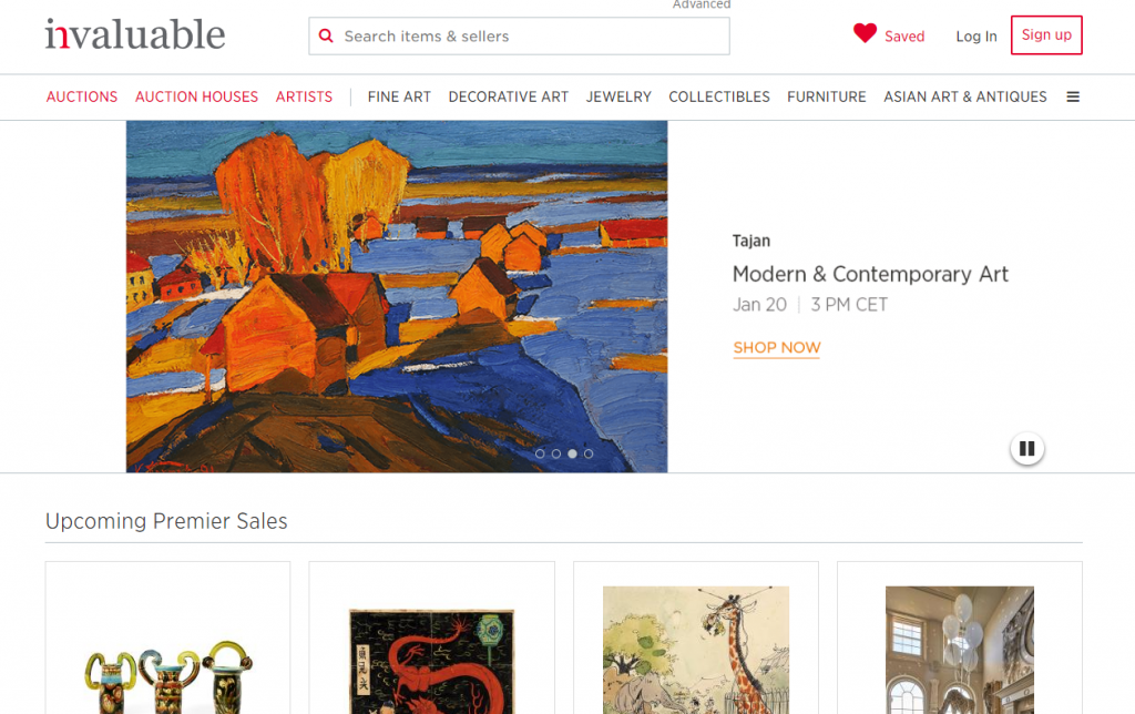 online-auctions-invaluable-auction-website