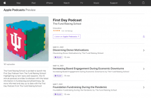 best-fundraising-ideas-first-day-podcast