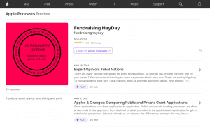 fundraising-ideas-best-fundraising-podcasts-hayday-show