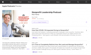 fundraising-ideas-best-fundraising-podcast-leadership-rob-harter
