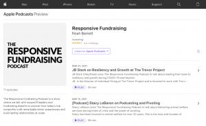 fundraising-ideas-best-fundraising-podcasts-responsive-noah