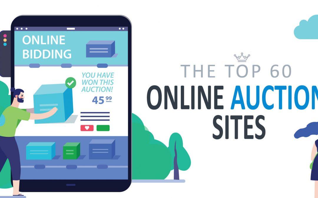 Top 60 Best Online Auction Sites Review