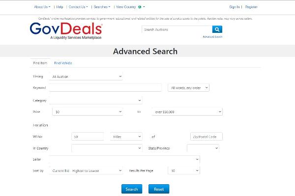 online-auctions-bidding-sites-Gov-deals