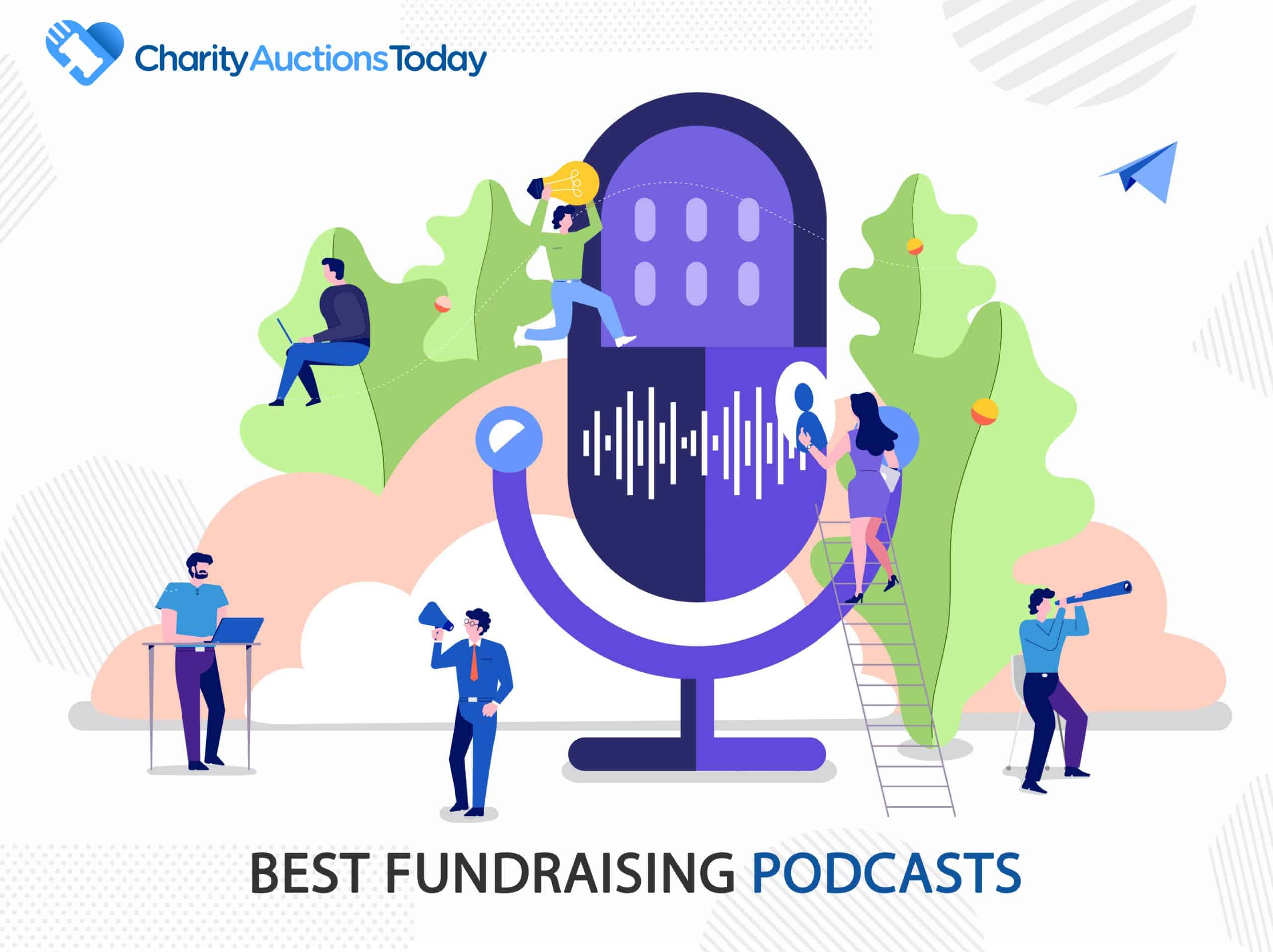 fundraising-ideas-best-podcasts-to-raise-funds