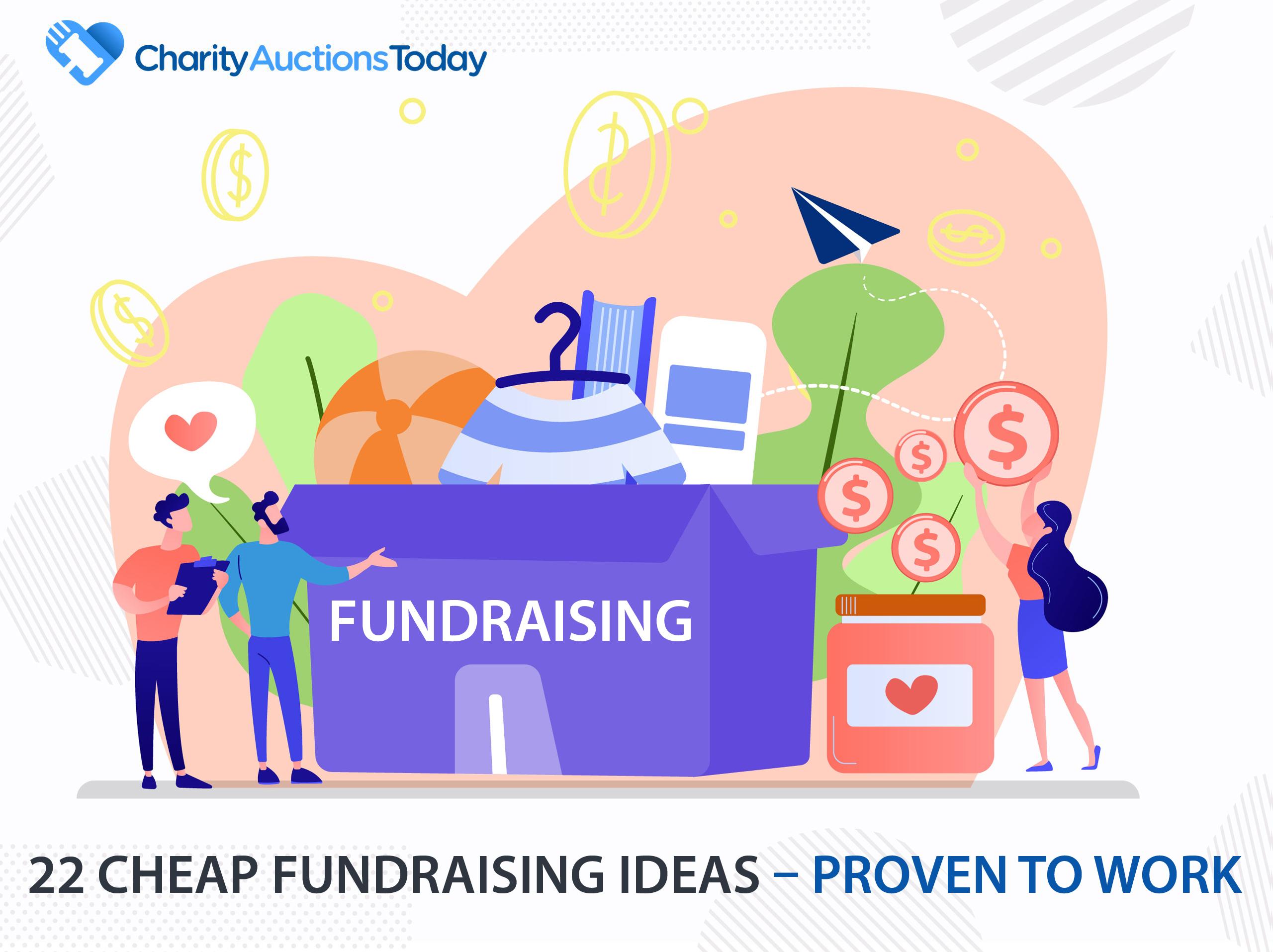 cheap-fundraising-ideas